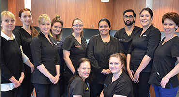 Our Team at Expressions Dental™ Calgary NW